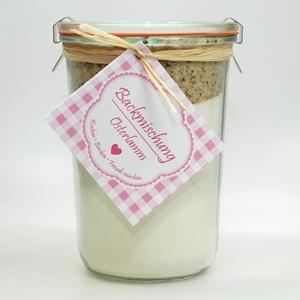 Süße Backmischung Osterlamm