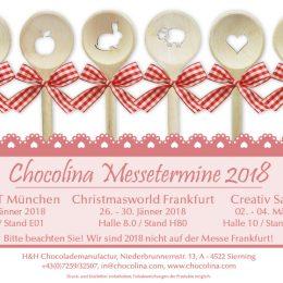 Einladung Chocolina 6 Seiter6