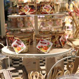 Süße Kochmischung für Bowle und Getrocknete Früchte