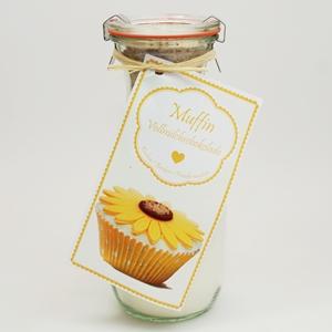 Muffin Backmischung Vollmilchschokolade
