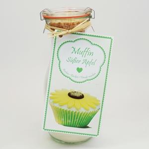 Muffin Backmischung Süßer Apfel