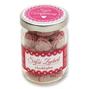 Süße Zuckerl Herzklopfen