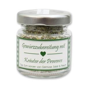 """Gewürzzubereitung """"Kräuter der Provence"""" Salz"""