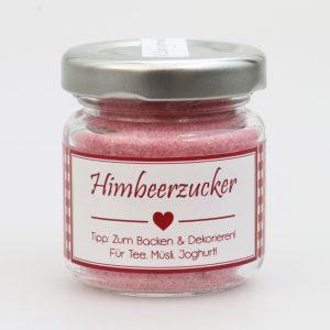 Himbeerzucker