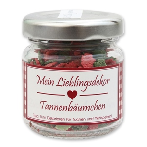 Mein Lieblingsdekor Tannenbäumchen