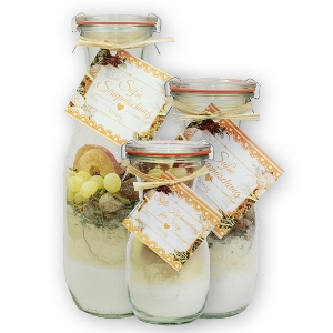 Süße Sirupmischung Honig