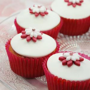 Backmischung Cupcakes
