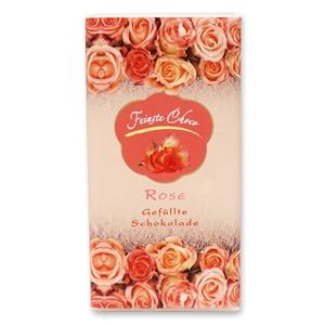 Gefüllte SChokolade Rose