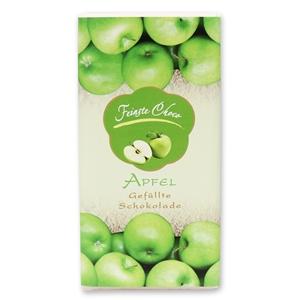 Gefüllte Schokolade Apfel