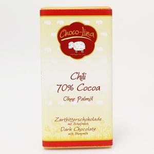 Chili - 70% Cocoa