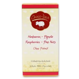 Himbeeren-Pignolie