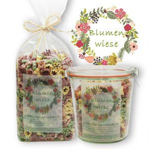 Lieblingsnudeln Mix Blumenwiese