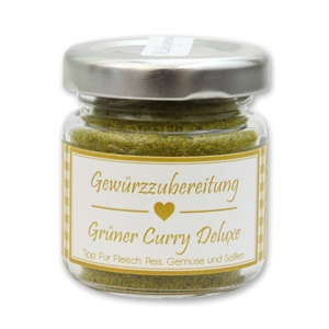 Gewürzzubereitung Grüner Curry Deluxe