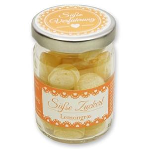 Süße Zuckerl Lemongras