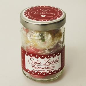 Süße Zuckerl Weihnachtsmix