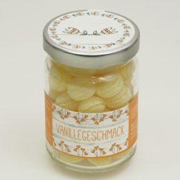 Zuckerl Sweet Heart Vanillegeschmack