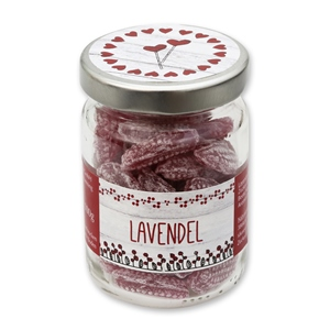 "Zuckerl Sweetheart ""Lavendel"""