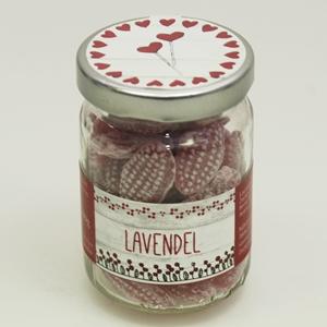 """Zuckerl Sweet Heart """"Lavendel"""""""