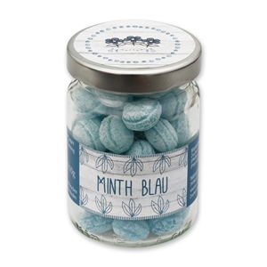 "Zuckerl Sweetheart ""Minth Blau"""