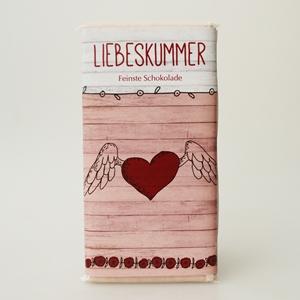 """""""Liebeskummer"""" Sweetheart Vollmilchschokolade"""