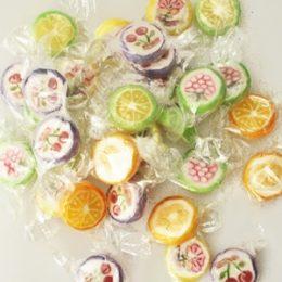 Süße Zuckerl Sommergenuss