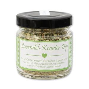 Lavendel-Kräuter Dip