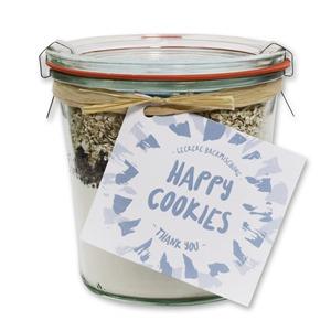 """Happy Cookies Backmischung """"Thank you"""""""
