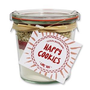"""Happy Cookies Backmischung """"Love you"""""""