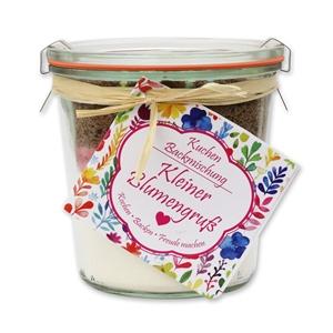 Kuchen Backmischung Kleiner Blumengruß