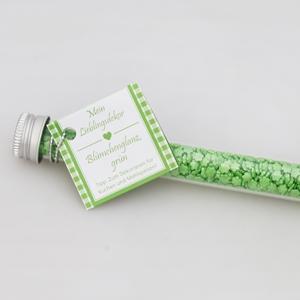 Mein Lieblingsdekor Blümchenglanz, grün