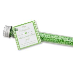 Mein Lieblingsdekor Mini Sternenglanz, grün