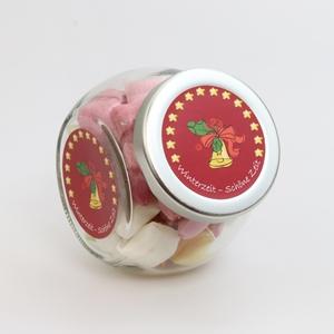Weihnachtliche Süße Zuckerl Bunte Seidenkissen