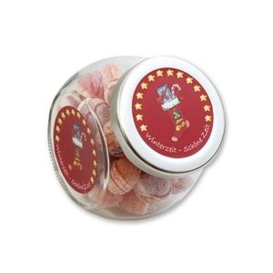 Süße Zuckerl Sanddorn-Himbeer