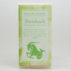 Steinbock Zartbitterschokolade