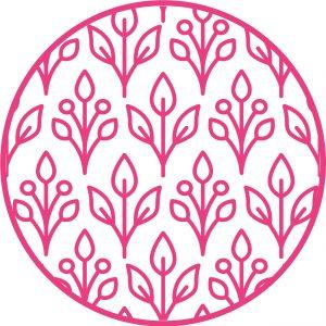 Weihrauchmischung mit Rosenblüten