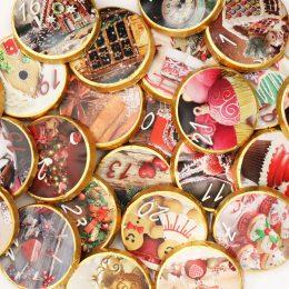 Chocotaler Adventkalender