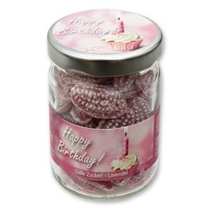 Happy Birthday! - Lavendel