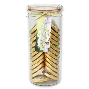 Süße Chocotaler - Grüne Sortierung