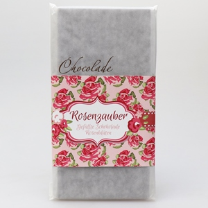 Rosenzauber - Feinste Schokolade Rosenblüten