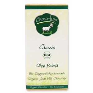 Biologische Ziegenmilchschokolade AT-BIO-401