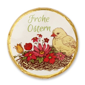 Frohe Ostern - Chocotaler
