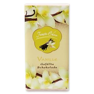 Gefüllte Schokolade Vanille