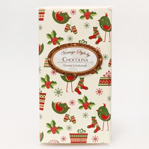 Vintage Sweet home Zartbitterschokolade