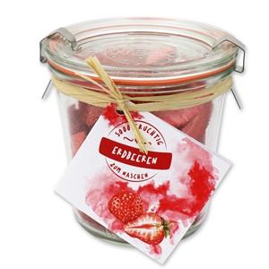 Erdbeeren - Getrocknete Früchte