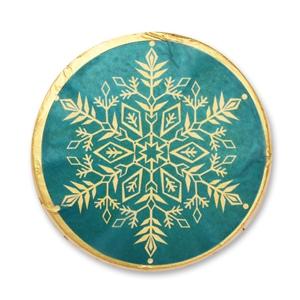 Schneeflocken Motiv 5 - Chocotaler