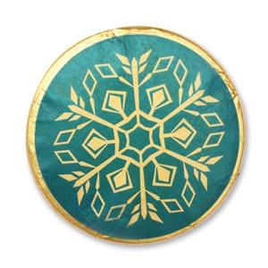 Schneeflocken Motiv 6 - Chocotaler