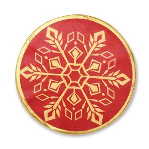 Schneeflocken Motiv 11 - Chocotaler