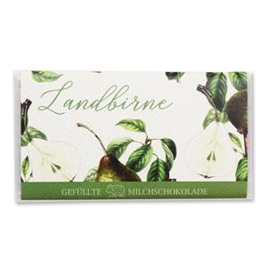 Landbirne - Gefüllte Schokolade