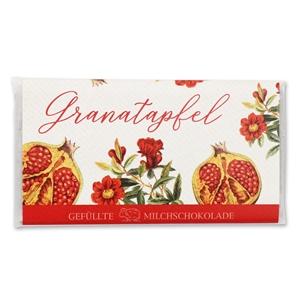 Granatapfel - Gefüllte Schokolade