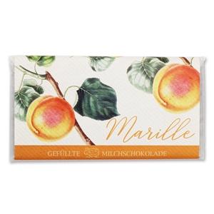Marille - Gefüllte Schokolade